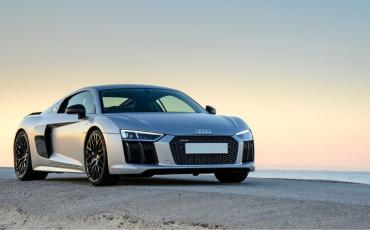 Audi R8 Plus Coupe