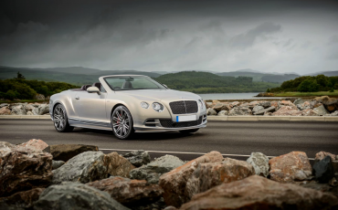 Bentley Continental Speed W12