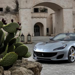 Alquiler Ferrari Portofino