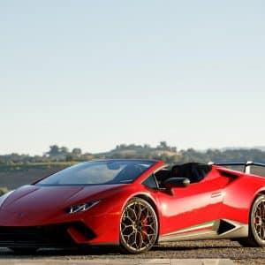 Alquiler Lamborghini Huracan Performante Spyder