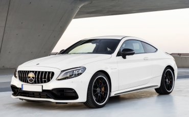 Mercedes Benz C63 Coupe AMG