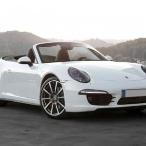 Alquiler Porsche 911 Carrera 4S Cabrio