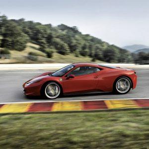 Alquiler Ferrari 458 Italia