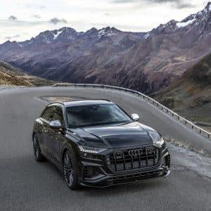 Alquiler Audi RSQ8