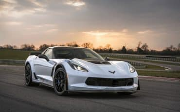 Corvette Z06 Supercharged