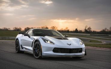 Corvette Z06  Supercharged