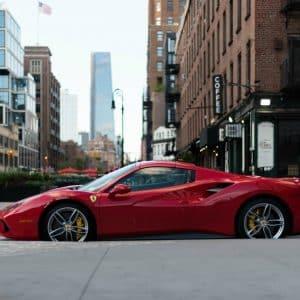 Alquiler Ferrari 488 GTB