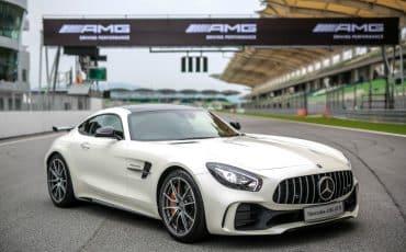 Mercedes Benz Gt-R AMG