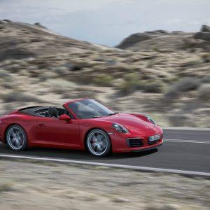 Alquiler Porsche 911 Carrera S Cabrio