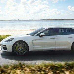 Alquiler Porsche Panamera Sport Turismo Hibrido