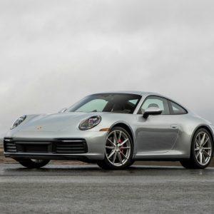 Alquiler Porsche 911 Carrera S (992) Coupé