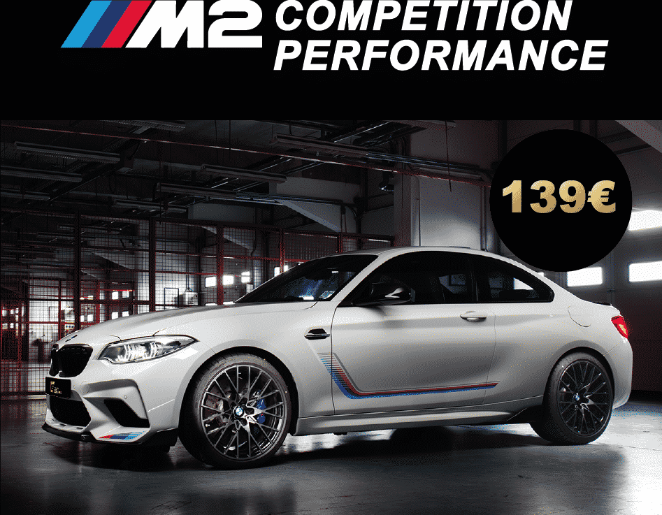 BMW M2 COMPETETION PERFORMANCE