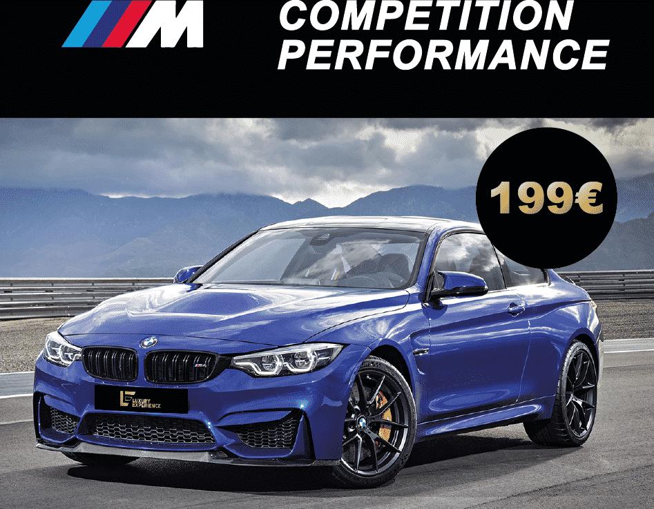 BMW M COMPETETION PERFORMANCE